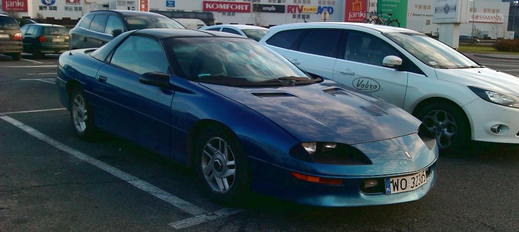 Camaro 3.4 1995