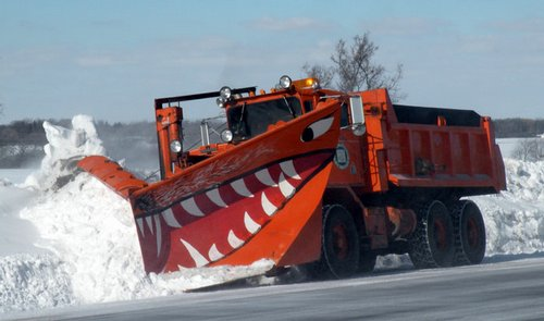 cool plow